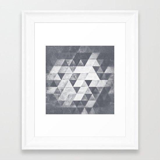 dythyrs Framed Art Print