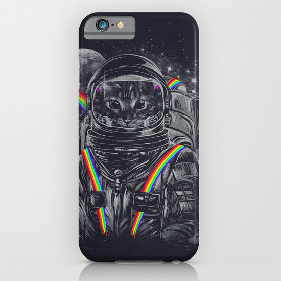 Space Mission iPhone & iPod Case