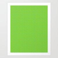 Picnic Pals Mini Dot In … Art Print