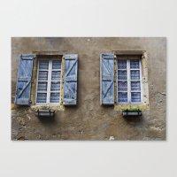 Cordes, France Canvas Print