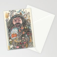 Hagrid's Beard Stationery Cards