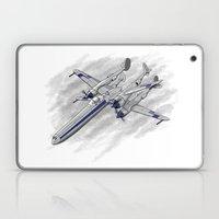 In A Galaxy Not Far Away Laptop & iPad Skin