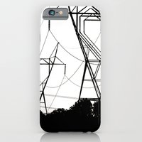 I heart your electricity. iPhone 6 Slim Case