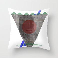 Blendsss Throw Pillow