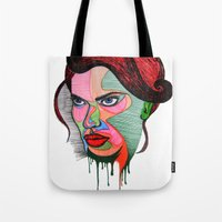 Beauty Fades Tote Bag
