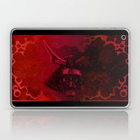 Kabuto with Mempo Laptop & iPad Skin