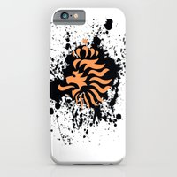 iPhone & iPod Case featuring knvb royal lion by The Voetbal Factory