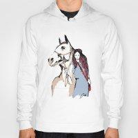 Horse love Hoody