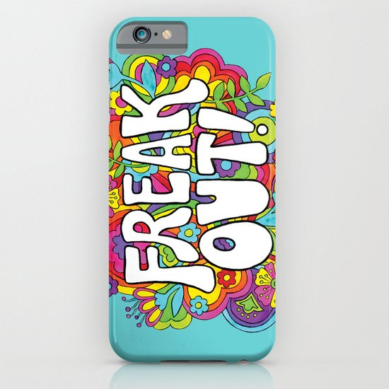 Freak Out! iPhone & iPod Case