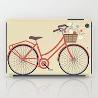 Bicycle iPad Case