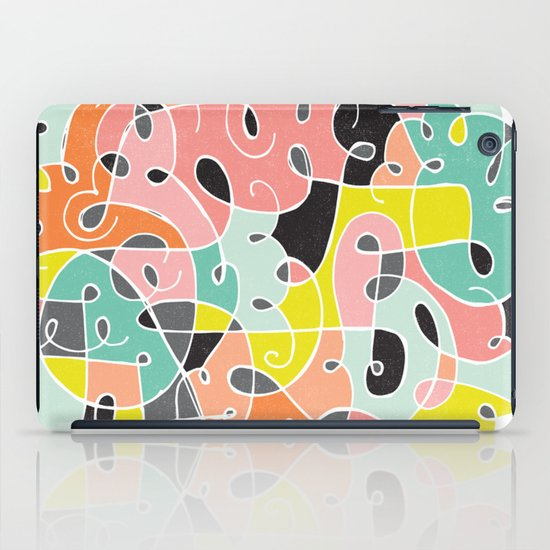 ABSTRACT 1 iPad Case