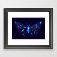 Vinum Ressurectionis Framed Art Print