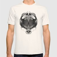 About You Mens Fitted Tee Natural SMALL