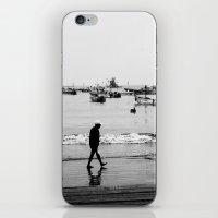MUCHA CHANCLETA :  Fishe… iPhone & iPod Skin