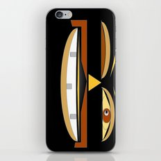 keep the smile on your face iPhone & iPod Skin