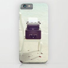 The Voice of the Sea. Slim Case iPhone 6s