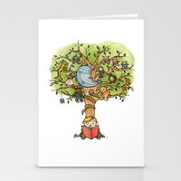 StoryTime Tree Stationery Cards