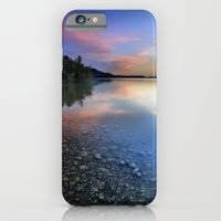 iPhone & iPod Case featuring Spring clouds by Guido Montañés