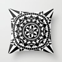 Heavenly Bodies - The Sun Throw Pillow