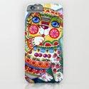 magic spring cat iPhone & iPod Case