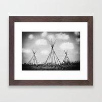 3TP Framed Art Print