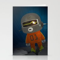 Meet The Atom Stationery Cards