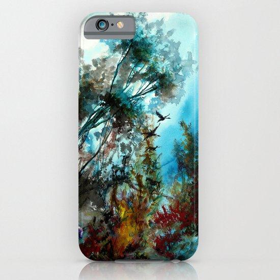 Vergangenheit iPhone & iPod Case