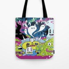Spooky Spirits  Tote Bag