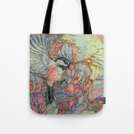 Remembering Delight Tote Bag