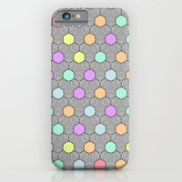 iPhone & iPod Case featuring Careless Woman Pattern V1 by Benjamin White