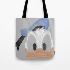 MICKEY MOUSE: PAPERINO DONALD DUCK Tote Bag