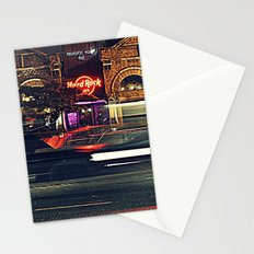 Hard Rock Cafe Stationery Cards