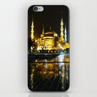 Istanbul night (Turkey 2013) iPhone & iPod Skin