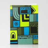 Game On Stationery Cards
