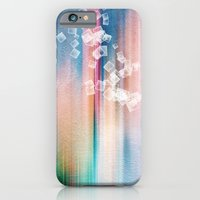SQUARES DANCING iPhone 6 Slim Case