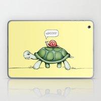 The Snail & The Turtle Laptop & iPad Skin