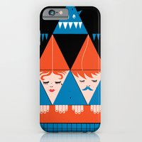 iPhone & iPod Case featuring Parents don´t believe in monsters by Ivan Solbes