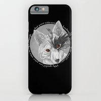 fox and crow  iPhone 6 Slim Case