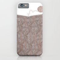 Knitting Experience iPhone 6 Slim Case