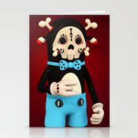 Bad Petryck Stationery Cards