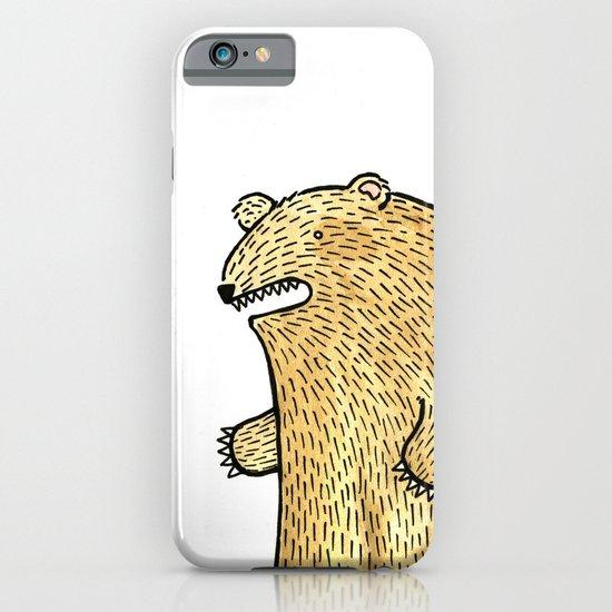 humble bear iPhone & iPod Case