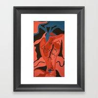 Hear Me Now Framed Art Print
