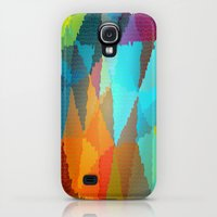 Galaxy S4 Cases featuring Stained Glass  by Latidra Washington