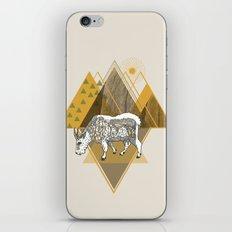Mountain Goat iPhone & iPod Skin