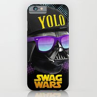 Darth Vader Swag iPhone 6 Slim Case