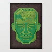 Android Dreams Canvas Print