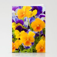 Flowers I Pod Skin Stationery Cards