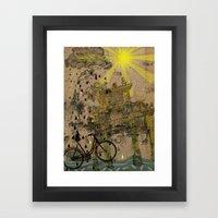Chastity Arch Framed Art Print