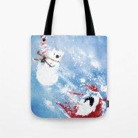 Christmas Time!! Tote Bag