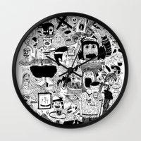 KIDS DOOM Wall Clock